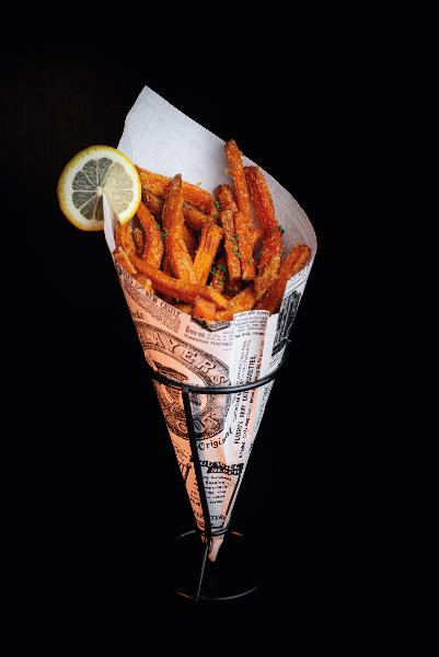 frite de patate douce miss fish
