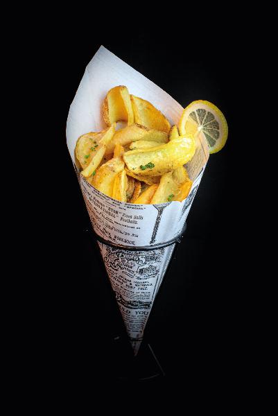 Frite miss fish